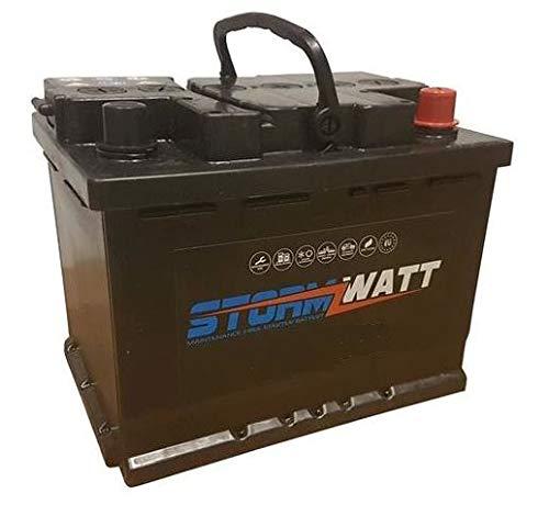 Stormwatt batteria per auto 100AH L5 12V spunto 840A lunga durata per tutti i tipi di veicoli pronta all'uso