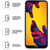 """Huawei P20 Lite Smartphone 5.84"""" FHD+ 64GB, Dual SIM, Nero"""