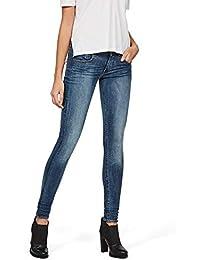 G-STAR RAW Damen Lynn D-Mid-Waist Super Skinny Jeans