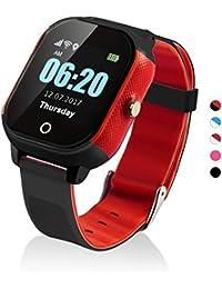 Amazon.es: smartwatch para niños - 50 - 100 EUR: Relojes