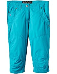 Chica Cheryl pantalones Killtec, pantalones, niña, color Azul - agua, tamaño Size 164