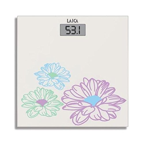 Laica Ps1052W Pesapersone Elettronica, colori assortiti