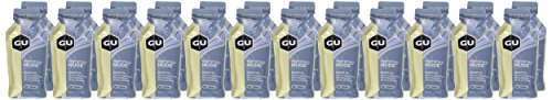 GU Energy Gel – Box of 24 x Button Fully Nude (Neutral), 32G