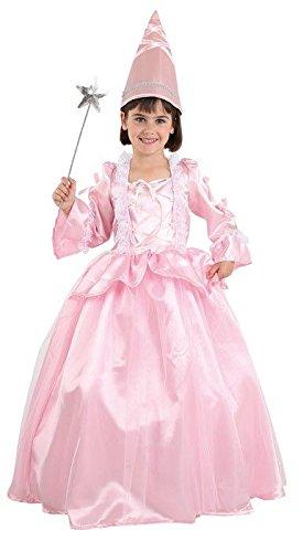 Disfraz hada madrina rosa - Único, 5 a 7 años