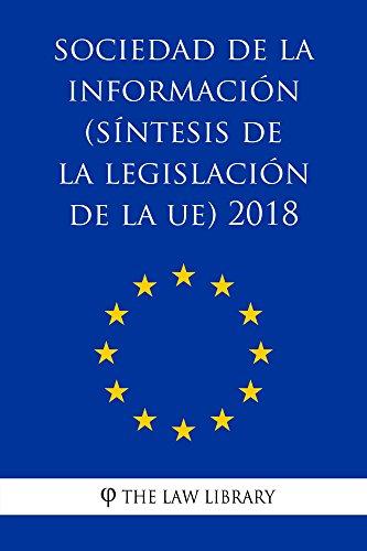 Sociedad de la información (Síntesis de la legislación de la UE) 2018