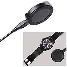 XCSOURCE® Cargador Estación Carga Reloj Inteligente + Cable USB Para LG G Watch R W110 BC457