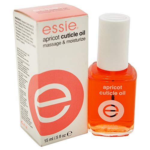 Essie Treatments - Apricot Cuticle Oil, 1er Pack (1 x 15 ml)