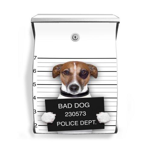 Motiv Briefkasten Hund - 2