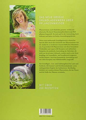 Das große Buch der Pflanzenwässer: Pflegen, heilen, gesund bleiben mit Hydrolaten - 2