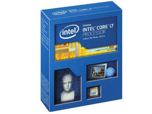 Intel Core i7-4930K Prozessor (3.4 GHz, LGA 2011, 12 MB Cache, 130 Watt) (Core I7-systeme)
