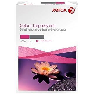 Xerox 003R97669 Premium Farblaser-/Druckerpapier Colour Impressions, DIN A3, 120 g/m², 250 Blatt, weiß