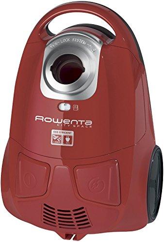 Rowenta RO2433WA City Space, aspirapolvere da traino con sacco da 2,5 litri e 750 watt