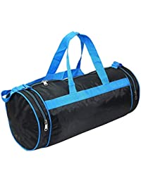 Polyester Nylon Round Large Sport Gym Bag/Duffle Bag For Men And Women