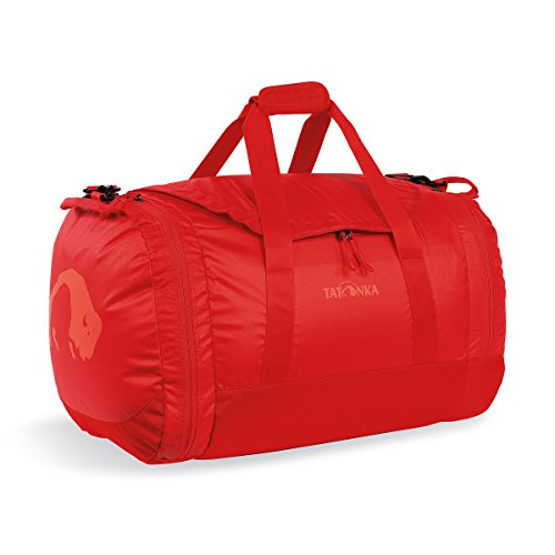 Tatonka Unisex Travel Duffle M Tasche Red