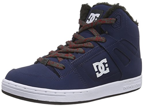 DC Shoes Rebound WNT B Shoe NGH, Baskets Hautes Garçon