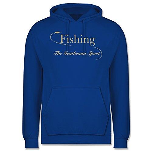 Angeln - Fishing - The Gentleman Sport - Männer Premium Kapuzenpullover / Hoodie