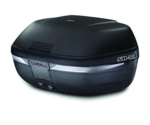 Shad D0BN00 Top-Case mit Universal Halter, 42 Liter