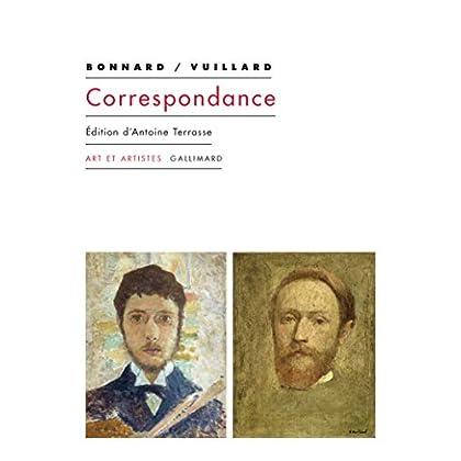 Correspondance Bonnard-Vuillard