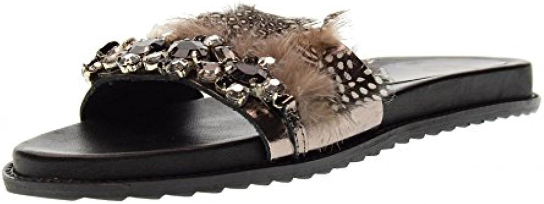 GIOSEPPO Zapatillas Bajas de Mujer 45391 Piombo