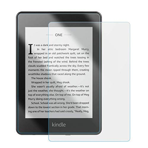 QULLOO Protector Pantalla Kindle Paperwhite 2019 Vidrio