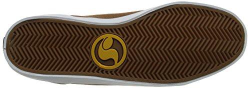 Dvs - Aversa, Scarpe Da Skateboard da uomo Marrone(Braun (Brown Ripstop))