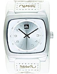 Quiksilver M076BLAWHT - Reloj analógico de cuarzo para hombre