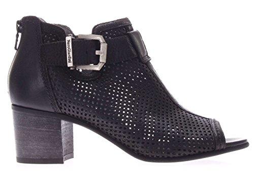 Nero Giardini P717020d Nepal Nero, Damen Stiefel & Stiefeletten Schwarz