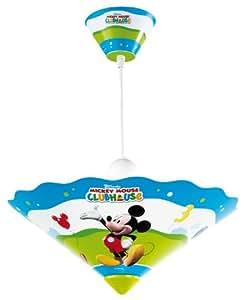 Dalber lampe de plafond lustre conique la maison de mickey pvc b b s - Plafond pour la prime de naissance ...
