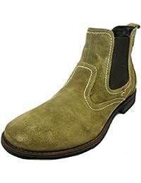 Rohde Simeri - botas y botines de tacón bajo Hombre