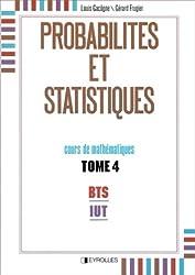 Cours de mathématiques, tome 4