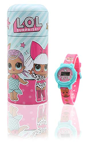 L.O.L. Surprise ! Reloj Digital para Niñas