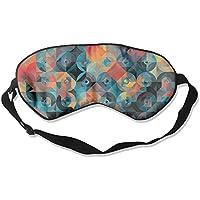 Sleep Eye Mask Graphic Design Lightweight Soft Blindfold Adjustable Head Strap Eyeshade Travel Eyepatch E5 preisvergleich bei billige-tabletten.eu