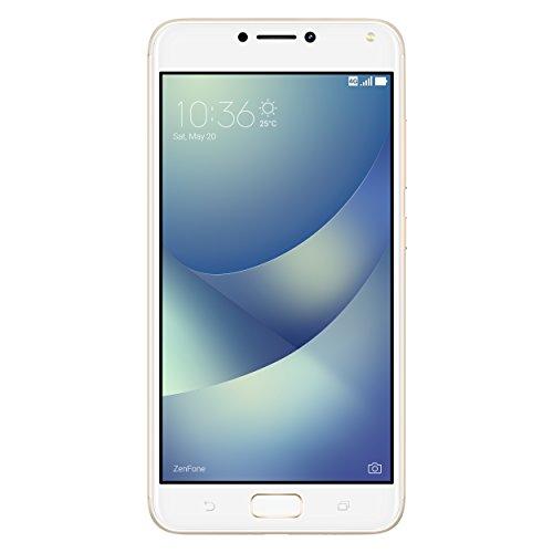 ASUS ZenFone 4 MAX Pro ZC554KL 5 5  SIM Doble 4G 4GB 64GB 5000mAh Oro - Smartphone  14 cm  5 5    4 GB  64 GB  16 MP  Android  Oro