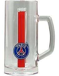 Chope à bière PSG - 50 cl - Collection officielle PARIS SAINT GERMAIN