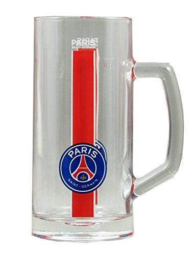 54a8e855ef0ae4 Chope à bière PSG - 50 cl - Collection officielle PARIS SAINT GERMAIN
