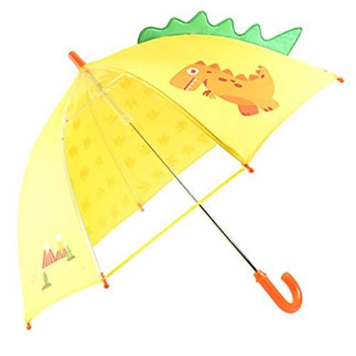 Paraguas plegables Paraguas Mango Largo Niños Paraguas