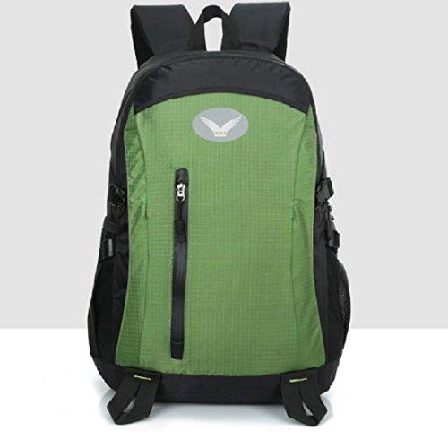 Z&N Outdoor 30-40L KapazitäT GepäCk Tasche Hochwertige Sport Reisen Bergsteigen Rucksack Ultra-Licht Wasserdichte Nylon UmhäNgetasche Aufbewahrungsbeutel TäGliche Verwendung D
