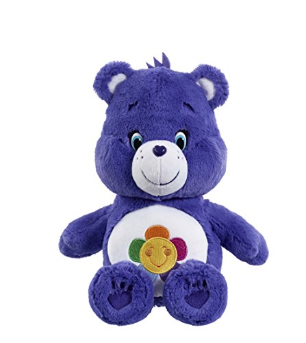 Image of Care Bears Harmony Bear Plush with DVD