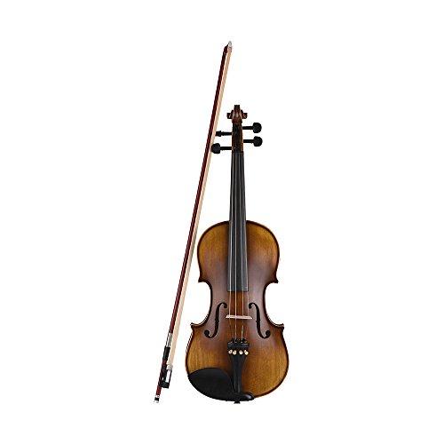 Kalaok 4/4 Violín clásico tamaño completo violín