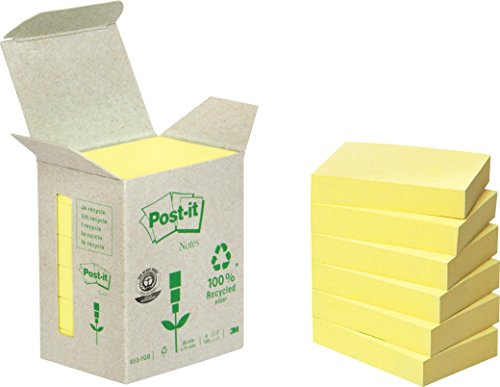 Post-it Haftnotiz Recycling Notes Mini Tower