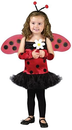 (Lovely Lady Bug Costume - Large by Fun World)