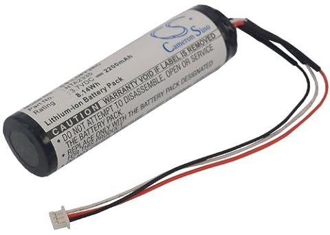 Batteria Logitech Pure-Fi Anywhere Speaker 2nd MM50, 2200
