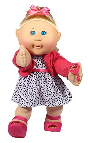 Cabbage Patch Kids 35,6 cm Kids - Blondes Haar/Blue Eye Girl (Trendige)