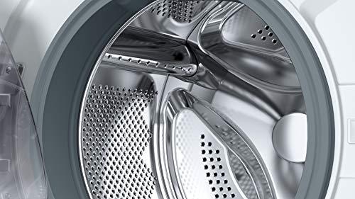 Siemens iQ300 WM14N140 Waschmaschine / 6,00 kg / A+++ / 137 kWh / 1.400 U/min / Schnellwaschprogramm / Nachlegefunktion / aquaStop mit lebenslanger Garantie /