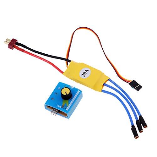B Blesiya Xxd 30a Rc Elektronische Drehzahlregler + Servotester Servo Tester Checker Für Rc Multicopter