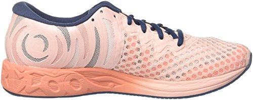 Asics Damen Noosa FF 2 Laufschuhe Pink (Seashell Pinkdark Blue Begonia Pink 1749)