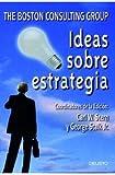 Ideas sobre estrategia (MANAGEMENT)