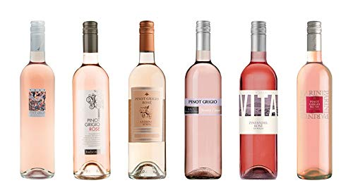 Italian Rose Wine Selection by WINEDIMENSIONS