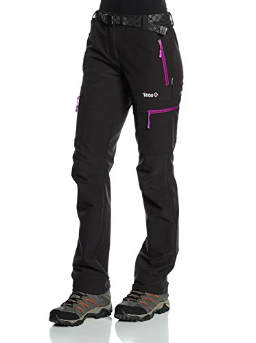 IZAS - Wengen - Black/Purple - M