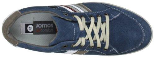 Jomos Ariva 314304-889-8025 Herren Schnürhalbschuhe Mehrfarbig (jeans/platin 8025)